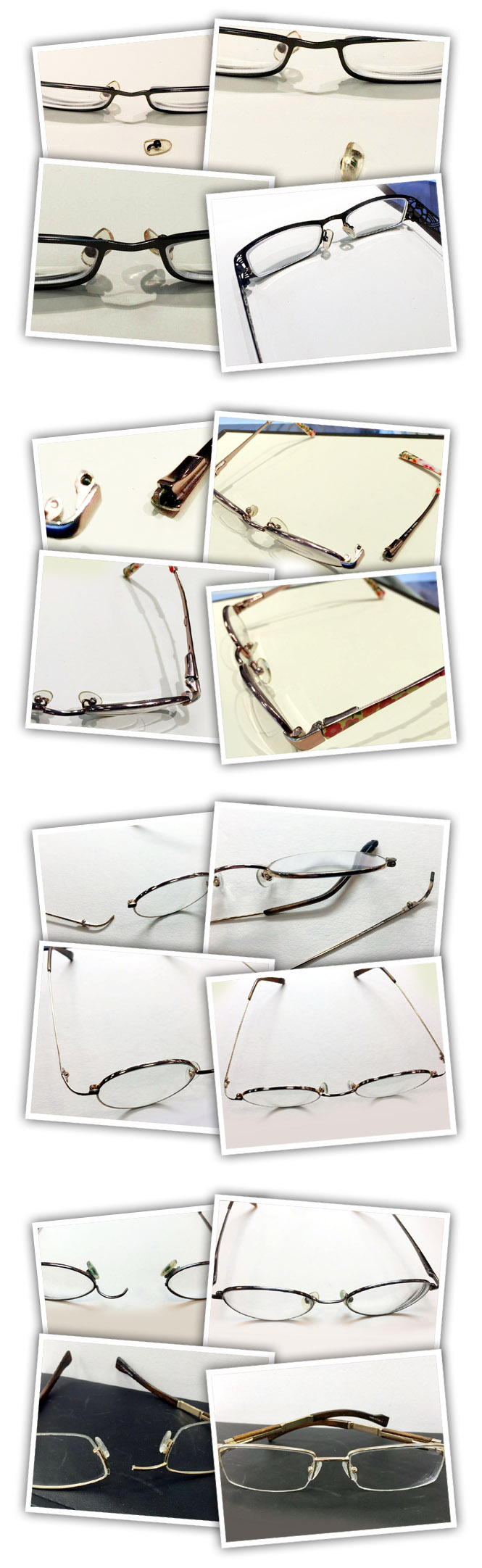 Eyeglass Frame Repair Fairfax Va : Fairfax Eyeglass frame repair, Eyeglass frame repair in ...